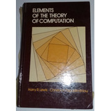 Libro Elements Of The Theory Of Computation