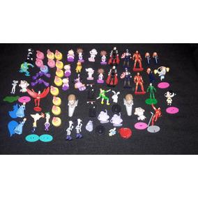 Grezon Tipo Kinder Sorpresa Lote De 60 Figuras Varias Series