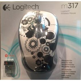 Mouse Logitech M317 Inalambrico