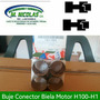 Buje Conector Biela Motor H100-h1