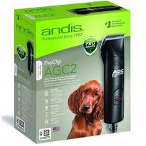 Máquina Andis Profissional Proclip Agc2 2-speed Animal Clipp