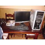 Computadora Con Perifericos Con Monitor Viewsonyc