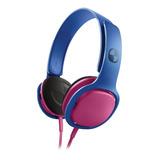 Fone Philips Oneill Sho3300clash * Sho3300 * Azul C/ Rosa