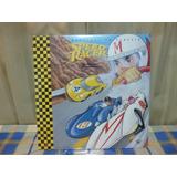 Speed Racer (meteoro) La Pelicula En Laserdisc+gratis Auto
