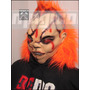 Mascara Halloween Chucky Dj