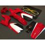 Xplora Juego Kit Plasticos Xplora 250 Motomel Original Rojo