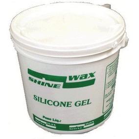 Silicone Gel - 3,6kg - Painel, Pneu, Vinil, Plástico, Etc...
