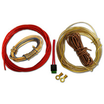 Kit De Instalação 1 - P/ Sistemas Básicos E Sem Entrada Rca