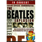 The Beatles Explosion Dvd Documental Nuevo Y Sellado