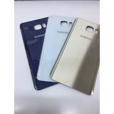 Tapa Trasera Samsung Note 5 Colores Disponibles