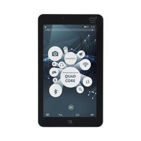 Tablet Dl X-quad Pro Wifi 8gb Branco Tx325 Tela 7 Polegadas