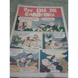 Bugs Bunny Comics (un Día De Camping)