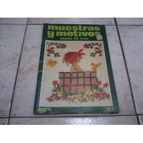 Revista Punto De Cruz - Espanhola.