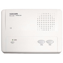 Sistema Intercomuicador Kocom Kic-301 Master Station