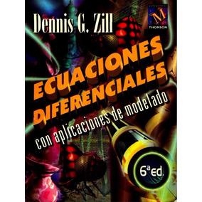 Libro: Ecuaciones Diferenciales Con Aplicaciones... - Pdf