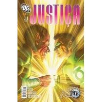 Justiça N. 11 - Mini Alex Ross- Panini (hq Avulsa)