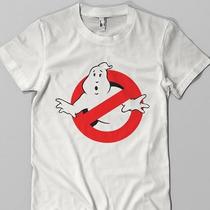 Remeras Ghostbusters - Los Cazafantasmas