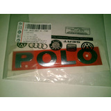 Emblema Do Polo Classic E Polo Hatch/sedan 2001/2012