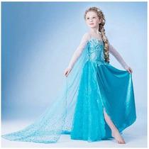Hermosos Vestidos De Elsa Y Ana