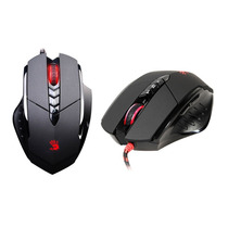Mouse Bloody Gamer V7ma Luz 3200dpi Metal X Glide Headshot