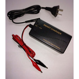 Cargador Baterias Gel 6v 12v Multiple 12ah En Adelante