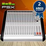 Consola 16 Canales Gbr Mix 16 Garantía 2 Años Super Oferta!