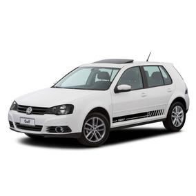 Adesivos Faixa Lateral Volkswagen Golf Sport Frete Grátis