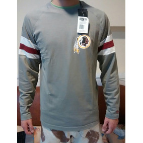 Camiseta Blusa Redskins Exclusiva New Era Washington Nfl M/l