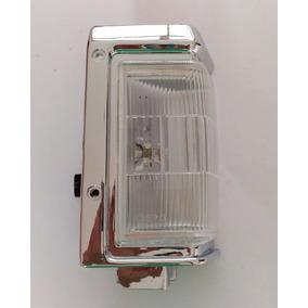 Lanterna Dianteira Aro Cromado Nissan Pathfinder Até 95 Ld