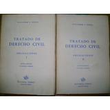 Tratado Derecho Civil Borda- Obligaciones 2 Tomos