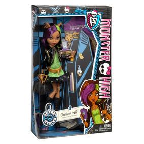 Boneca Mattel Monster High Clawdeen Wolf Foto De Terror