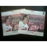 River Plate Despedida Ariel Ortega 2 Dvd