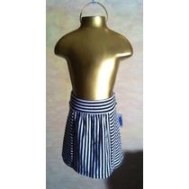 Faldas Para Niña A Rayas Varios Colores, Old Navy