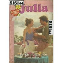 Julia Florzinha Ferias No Paraiso Sally Wentworth Nº268