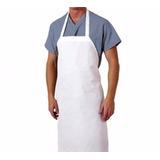 Avental Higiênico P/ Cozinha Refeitório Açougue Restaurante