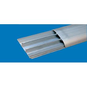 Canal De Piso Aluminio Cpa Cablecanal