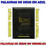 Bíblia King James Atualizada - Bjk - Luxo