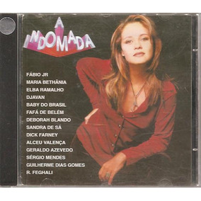 Cd (036) - Novelas - A Indomada