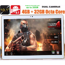 Tablet 10.1 4gb Ram 32gb Memoria Interna Sistema Android