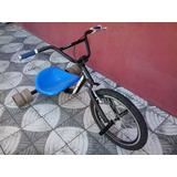 Drift Trike Preto Com Rodinha De Pvc Para Manobras