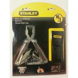 Alicate Multiherramienta Stanley 16 En 1 Cod.4947