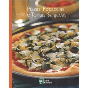Culinaria - Pizzas, Focaccias E Tortas Salgadas -