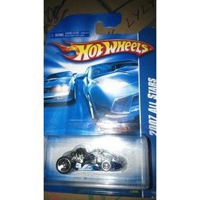 Hot Wheels 2007 All Star Go Kart Azul Fun Facts Lyly Toys