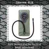 Refil De Hidratação Advanced 2l Verde Oliva - Tactical