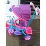 Triciclo Infantil Baby Rappy Musical Com Luz