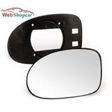 Lente Espelho Com Base Retrovisor Gol 95 96 97 98 99 Ld