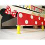 Cama Infantil Minnie Y Mickey Mouse