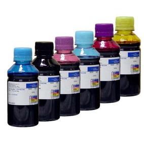 Tinta 6 Cores R290, T50, Tx720, Tx730, 1430 L800 L805 R200