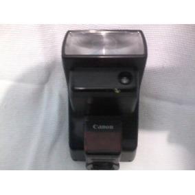 Antigo Flash Canon Speed Lite 300 Ez - 28/35/50/70