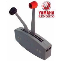Caja De Control Deltaflex De 2 Palancas Para Motores Yamaha